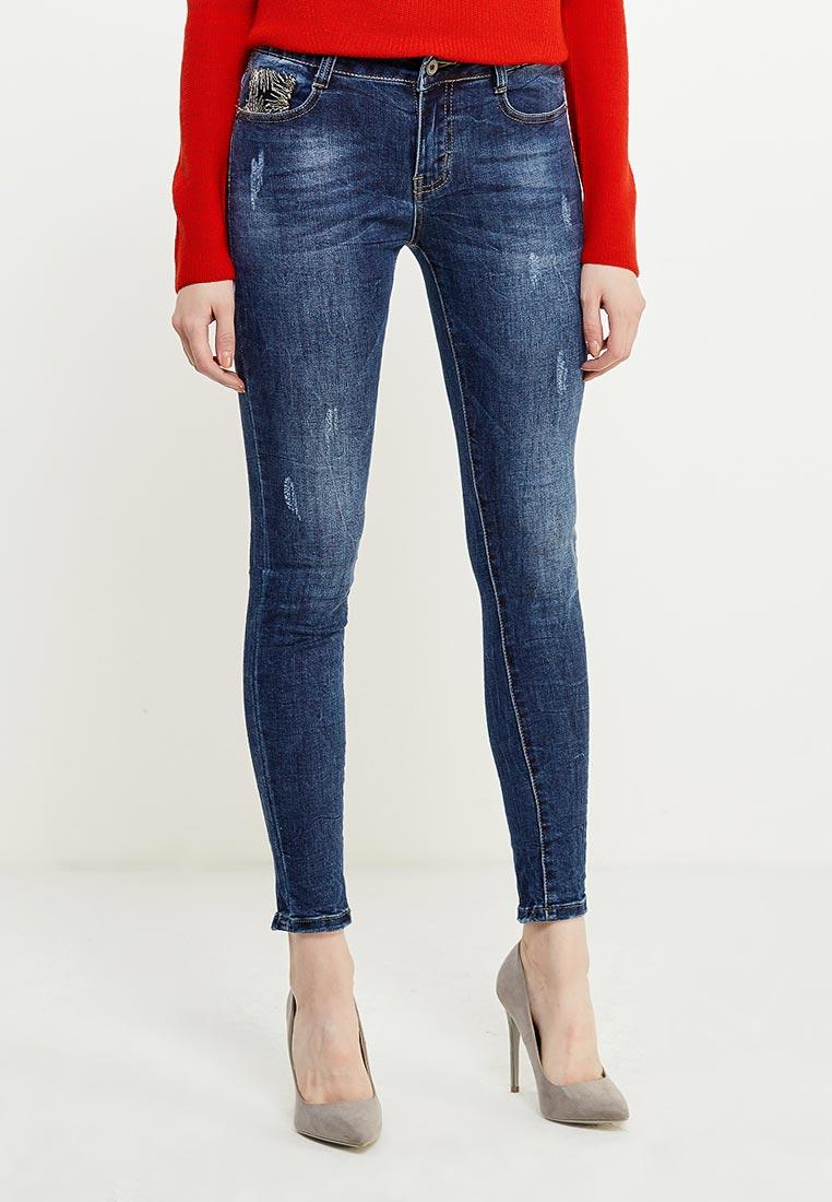 Зауженные джинсы Regular B23-KK5535