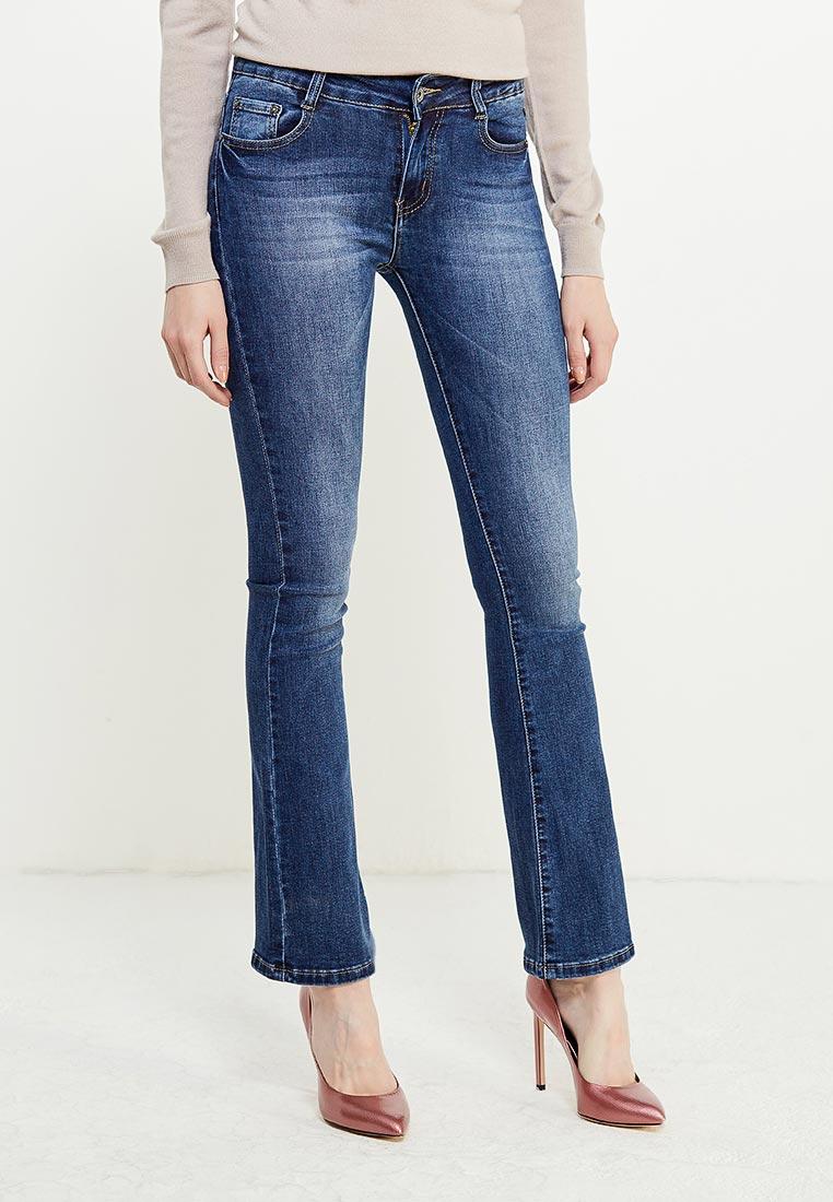 Широкие и расклешенные джинсы Regular B23-KK5537