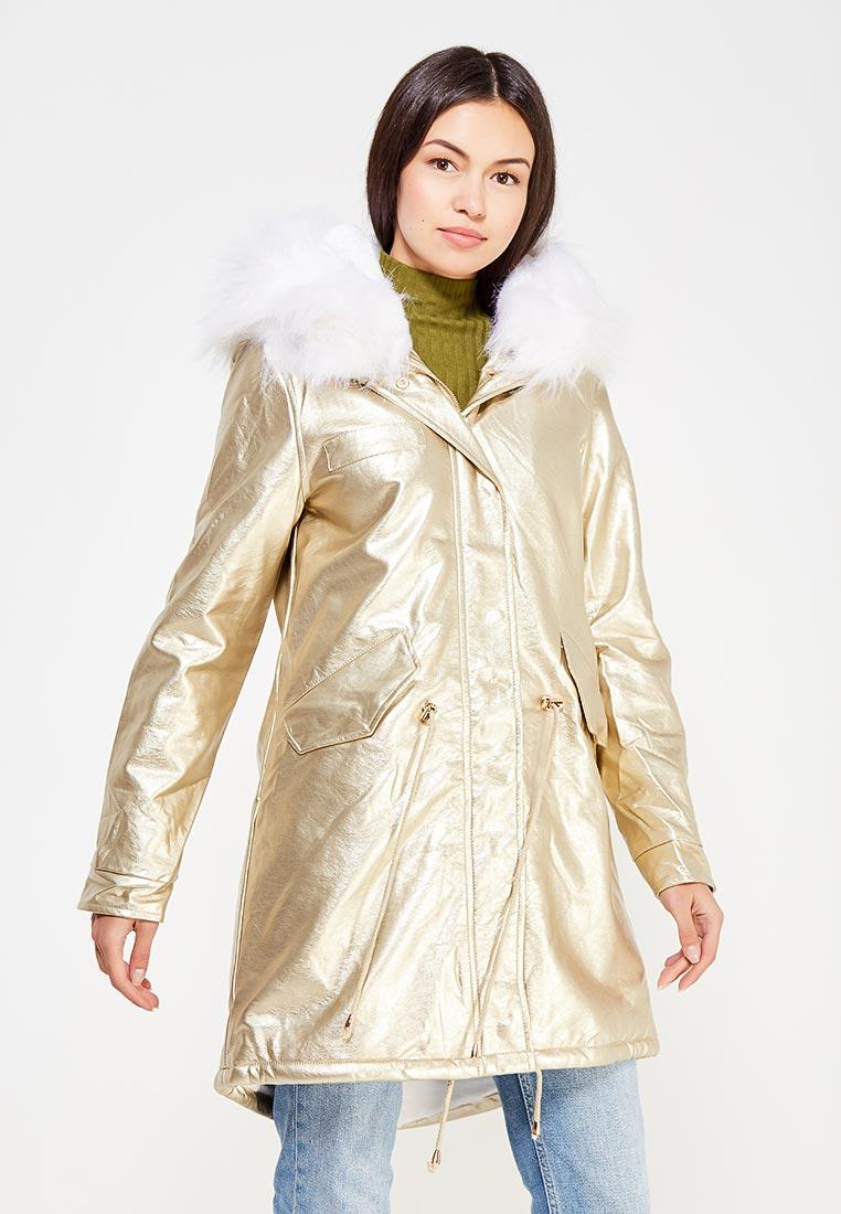 Утепленная куртка Regular B23-MG3182-1