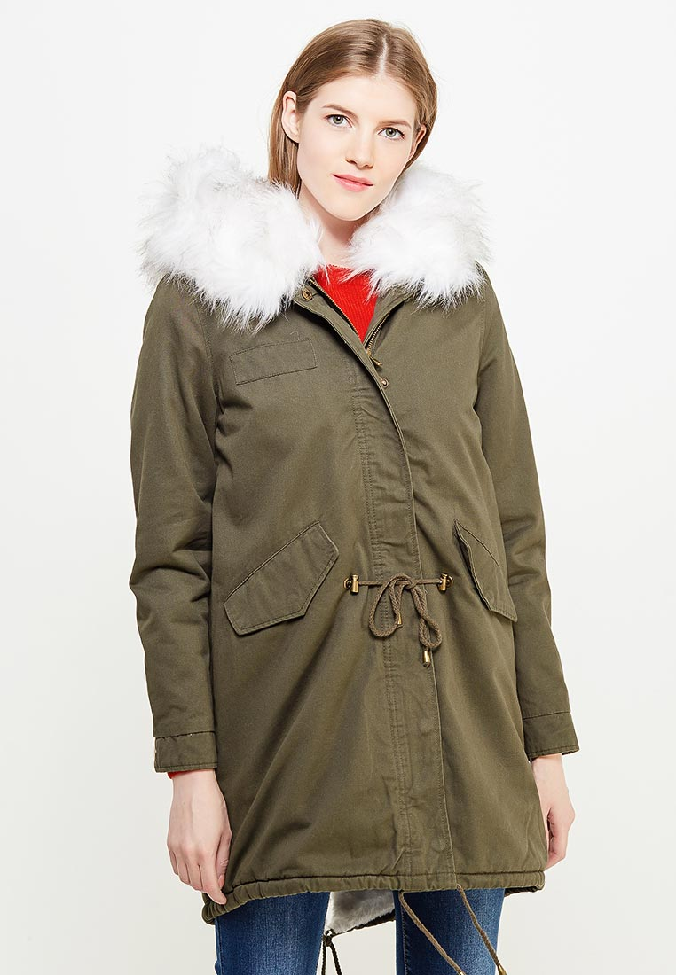 Утепленная куртка Regular B23-MG3192-4