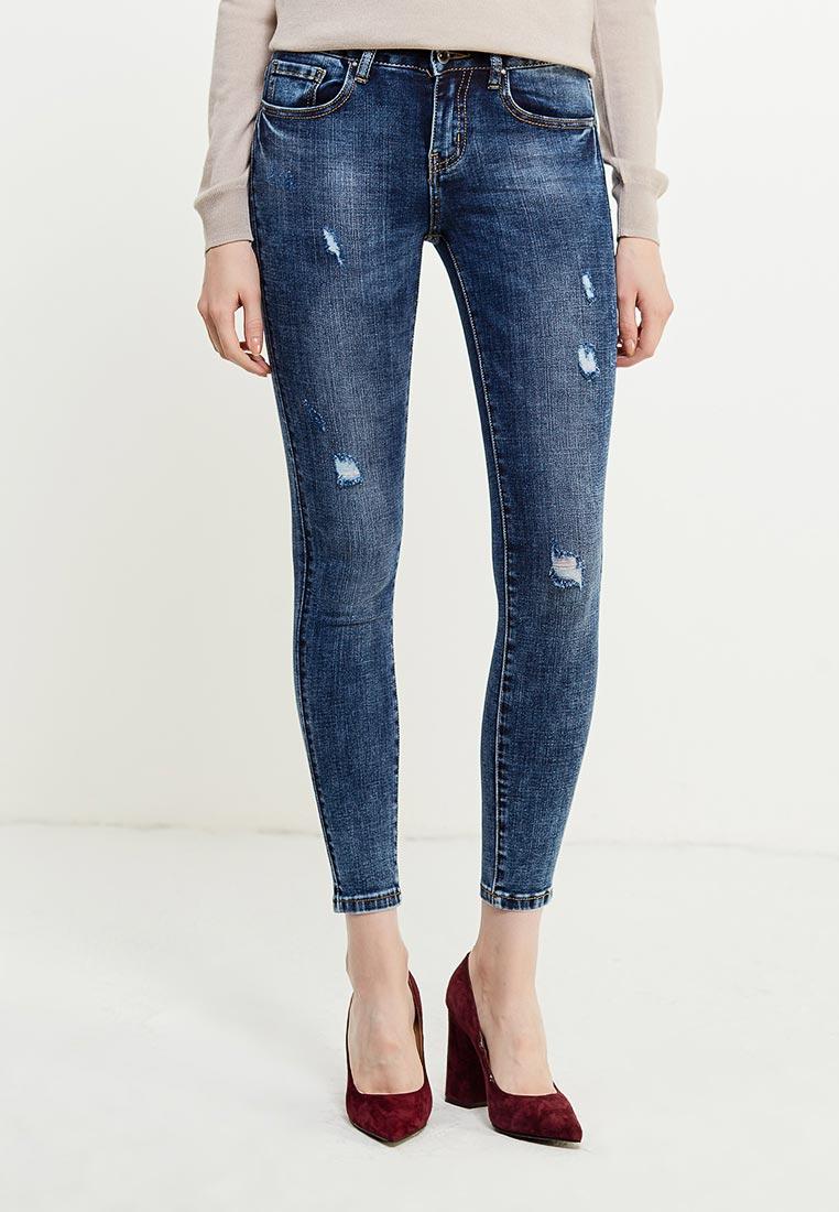 Зауженные джинсы Regular B23-R0452