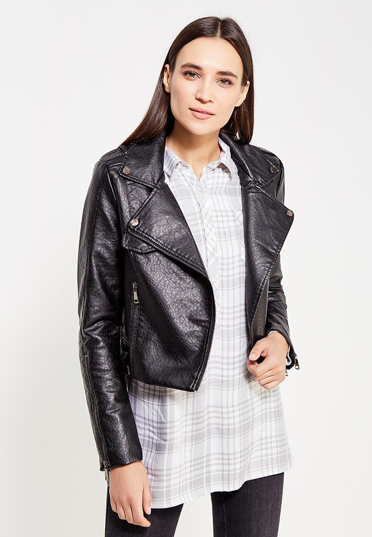 Кожаная куртка Regular B23-YD17020-1