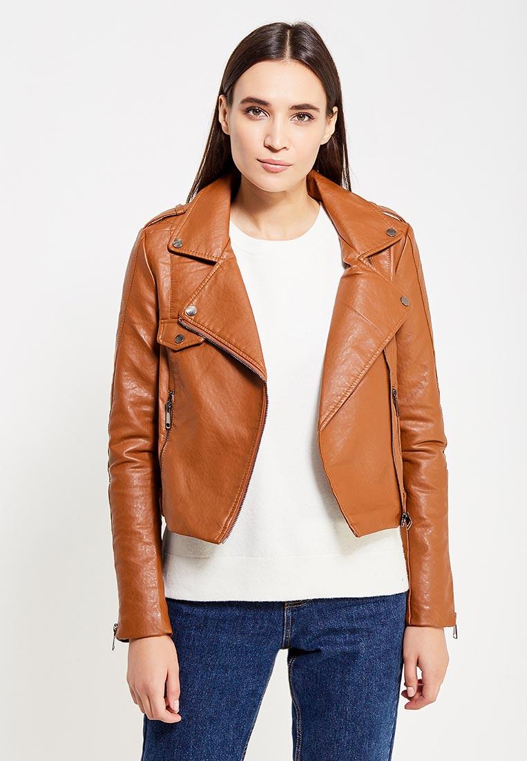 Кожаная куртка Regular B23-YD17020-2