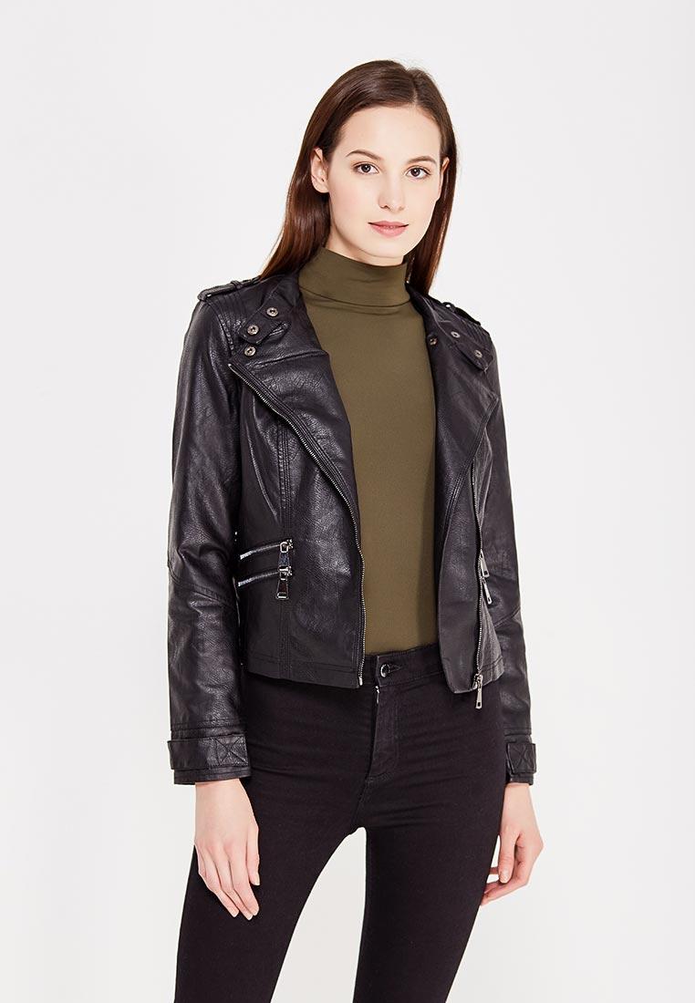 Кожаная куртка Regular B23-YD17026