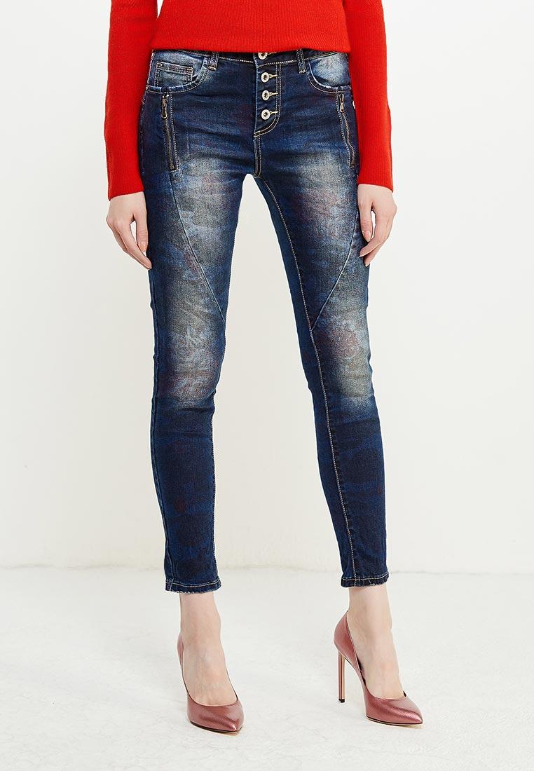 Зауженные джинсы Regular B23-YD6340