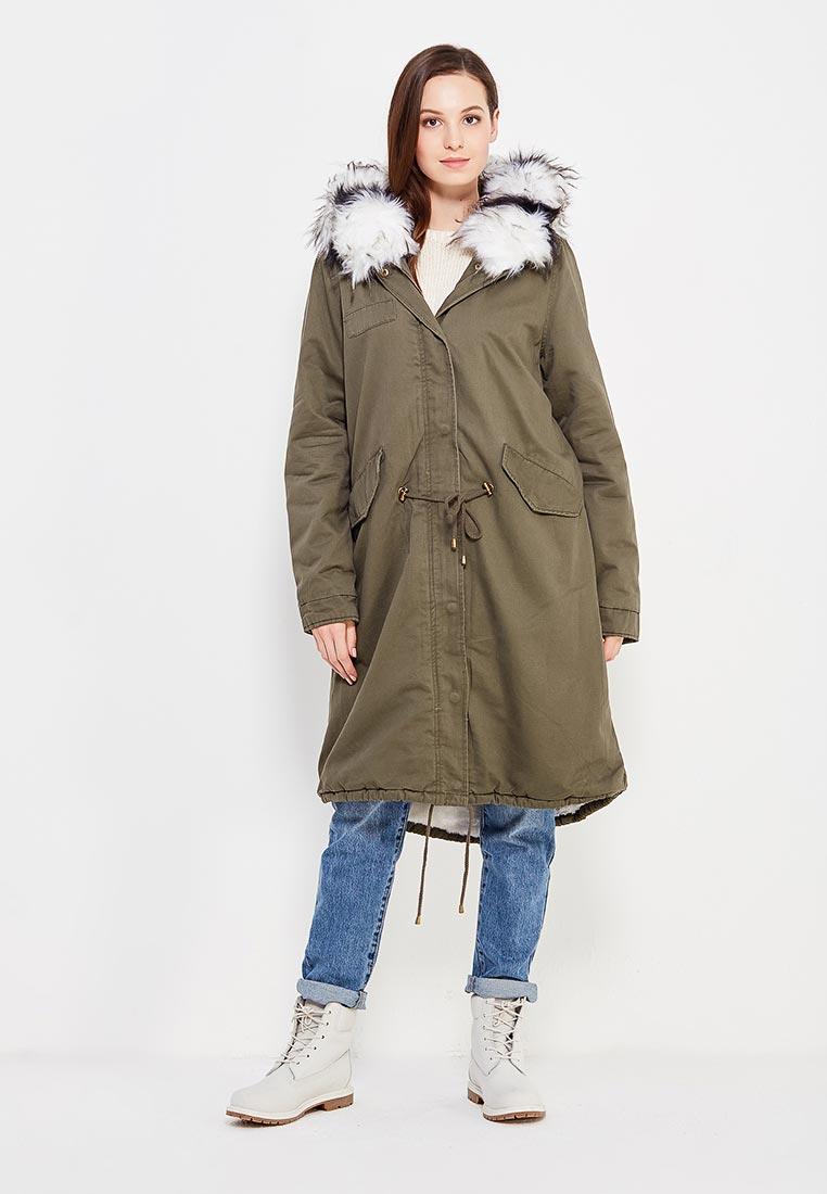 Утепленная куртка Regular B23-MG3177-5