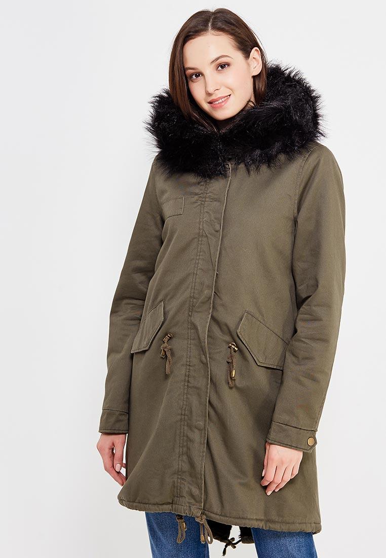 Утепленная куртка Regular B23-MG3192-7