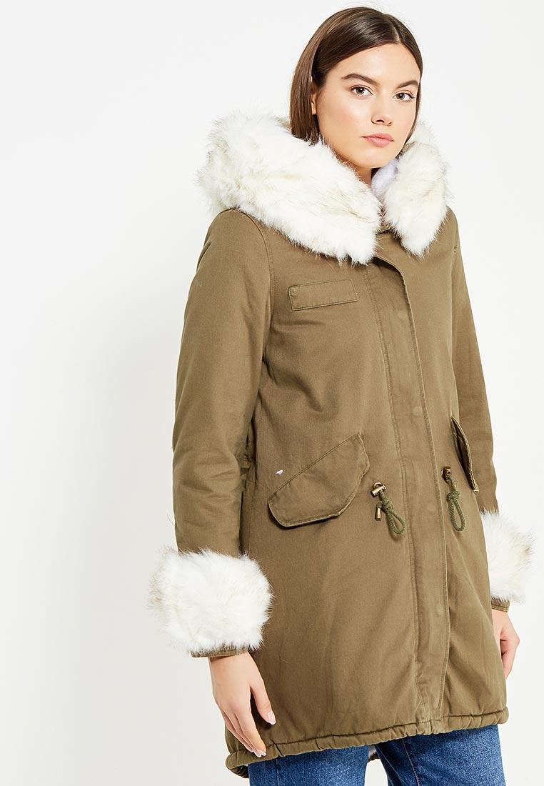 Утепленная куртка Regular B23-MG3203-1