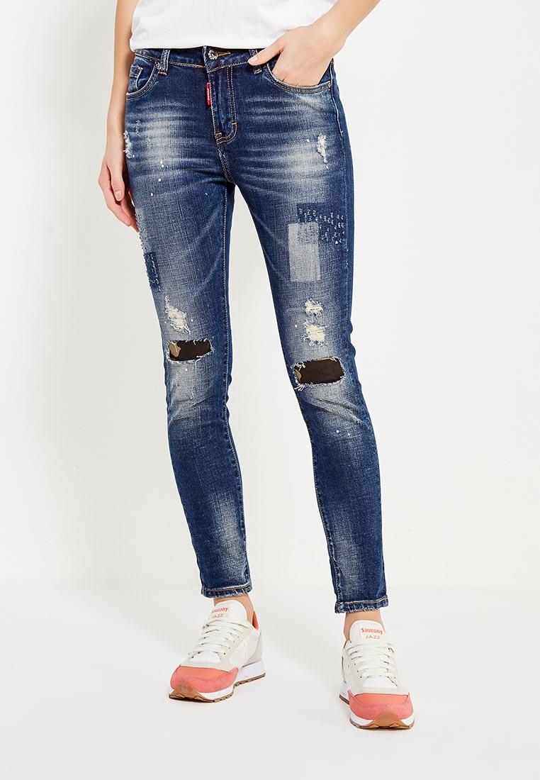 Зауженные джинсы Regular B23-R0463