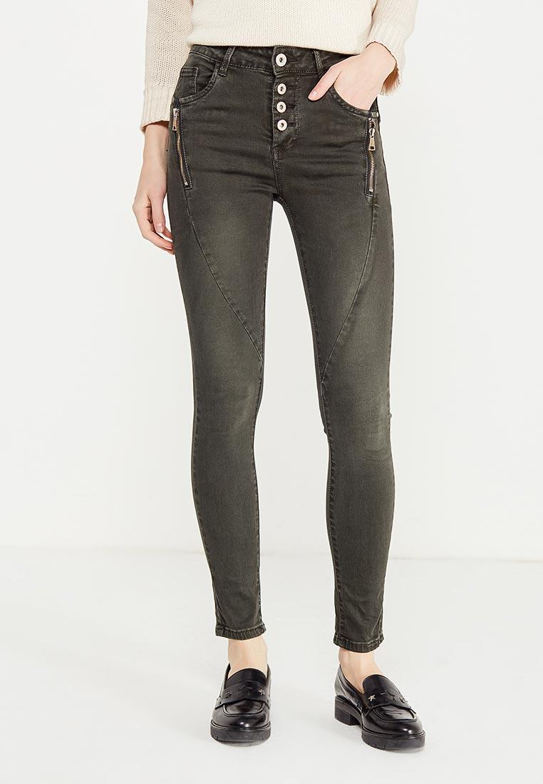 Зауженные джинсы Regular B23-YD6335-3
