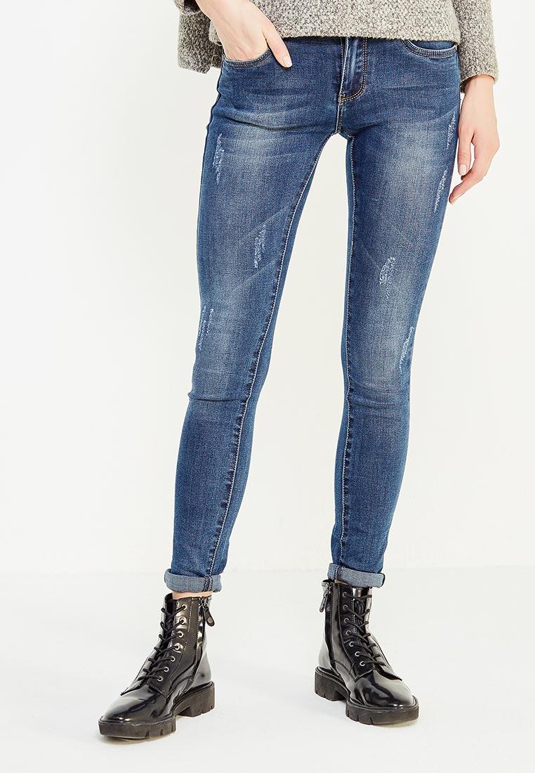Зауженные джинсы Regular B23-YD6337