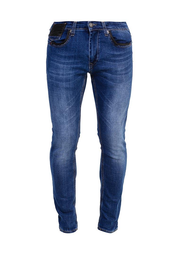 Зауженные джинсы Rerock 3228