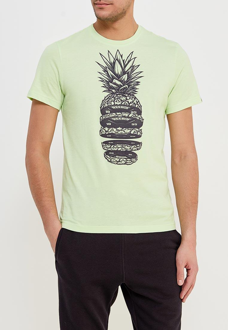 Спортивная футболка Reebok (Рибок) CF3859