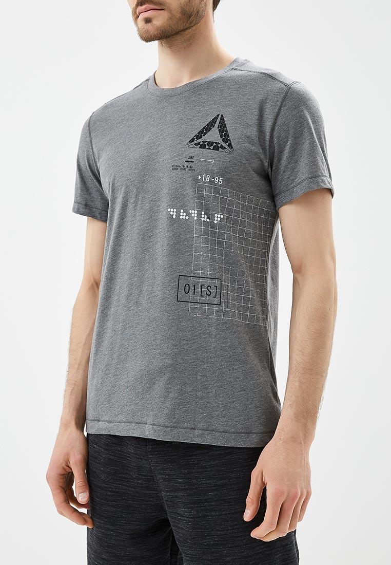 Спортивная футболка Reebok (Рибок) CF3744