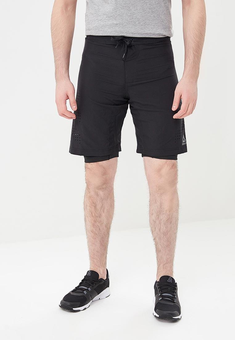 Мужские спортивные шорты Reebok (Рибок) CF2953