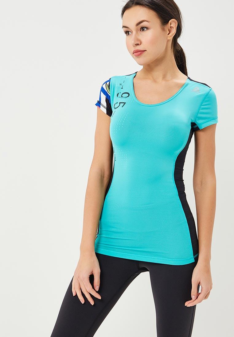 Спортивная футболка Reebok (Рибок) CF3443