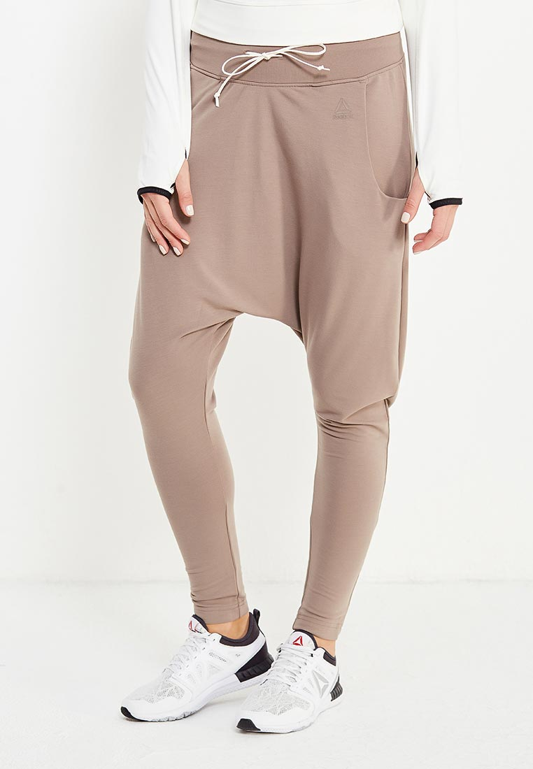 Женские брюки Reebok (Рибок) BQ5667