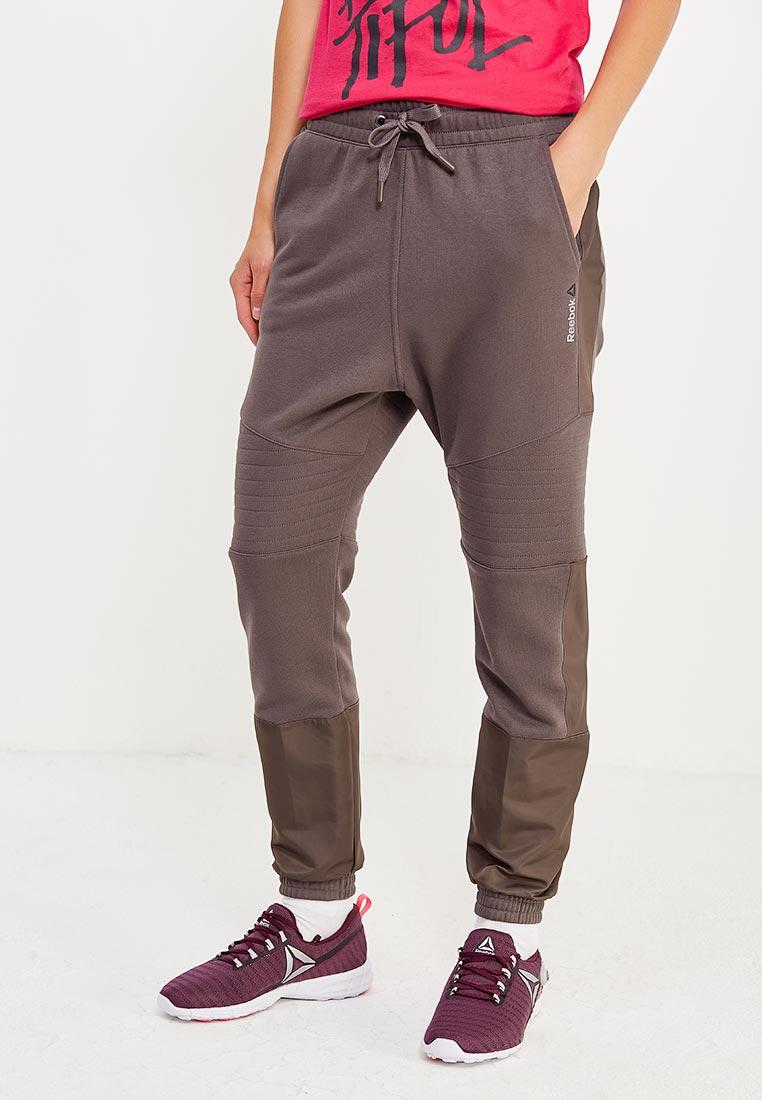 Женские брюки Reebok (Рибок) BQ5847