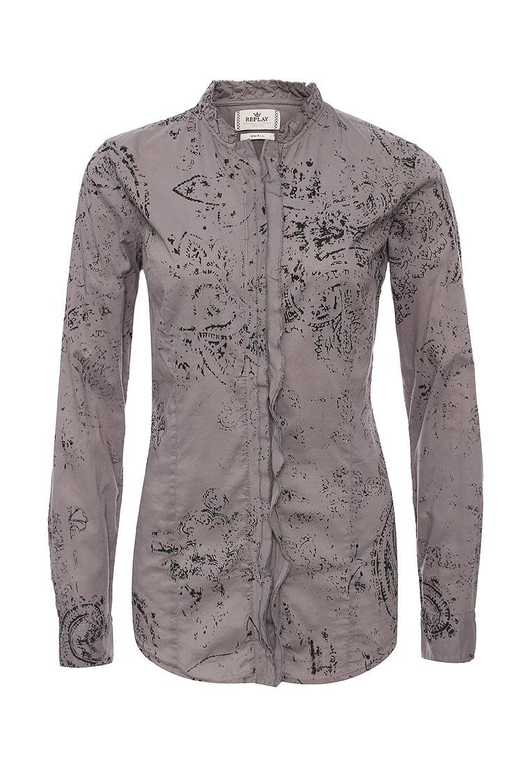 Блуза Replay (Реплей) W2717.000.81364