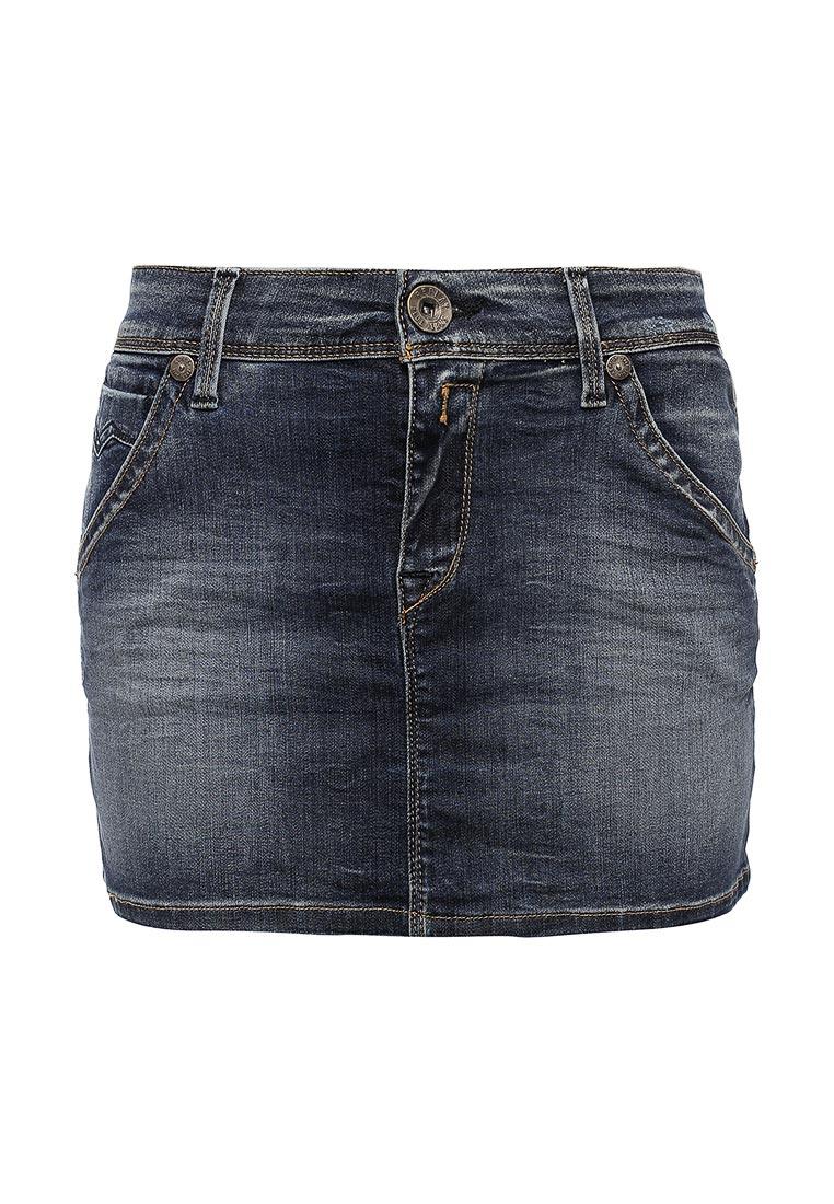 Джинсовая юбка Replay (Реплей) WX9749.000.541351
