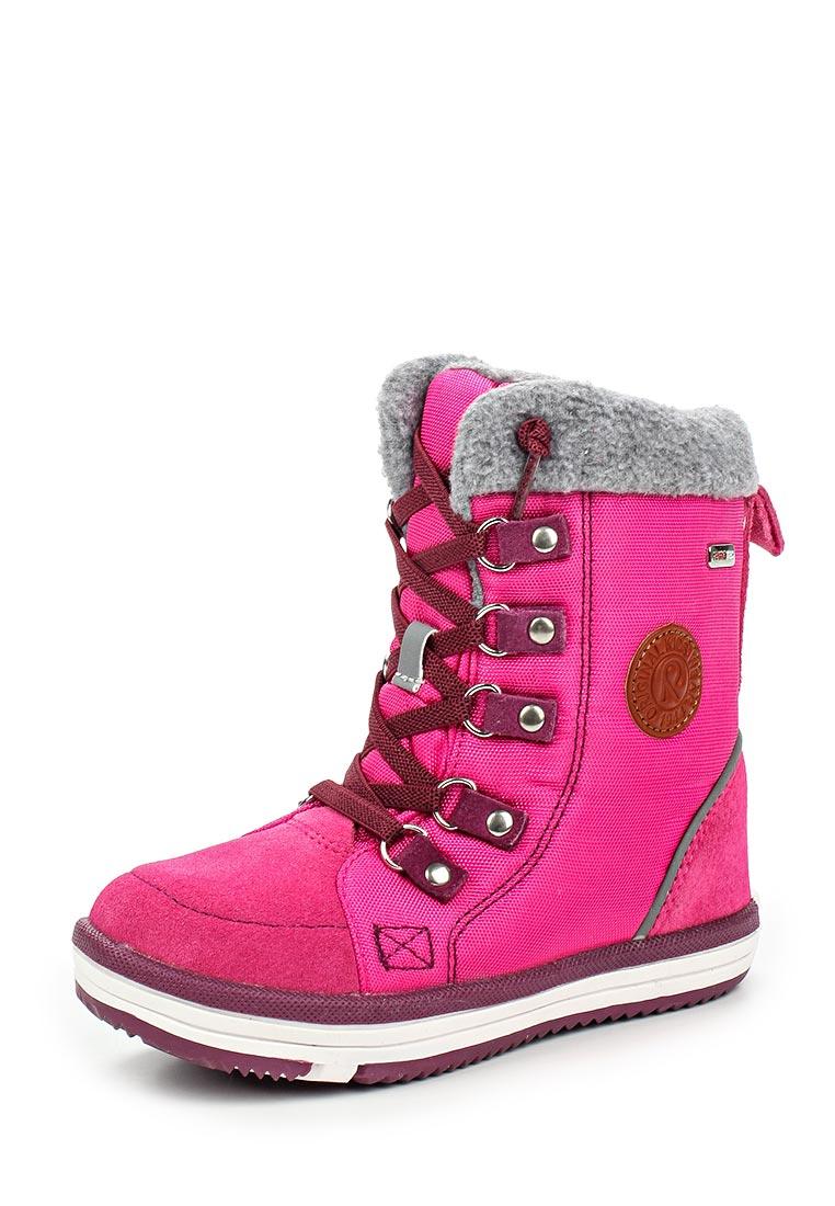 Ботинки для девочек Reima 569287-4620