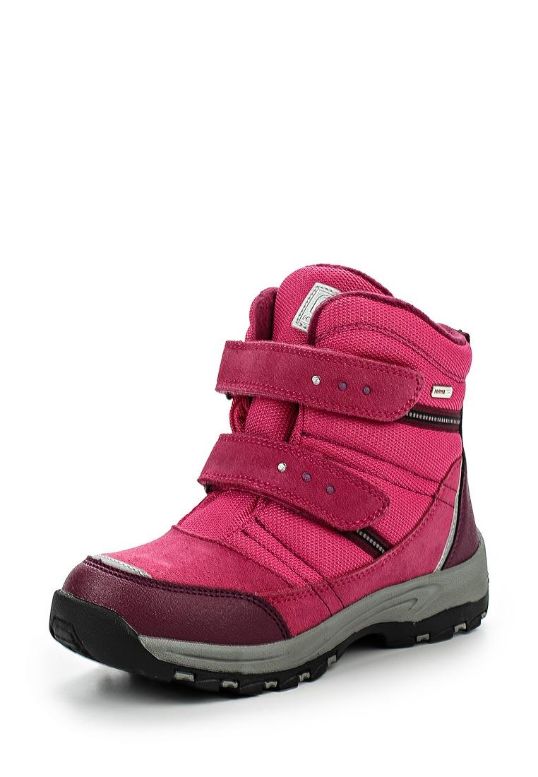Ботинки для девочек Reima 569289-4620
