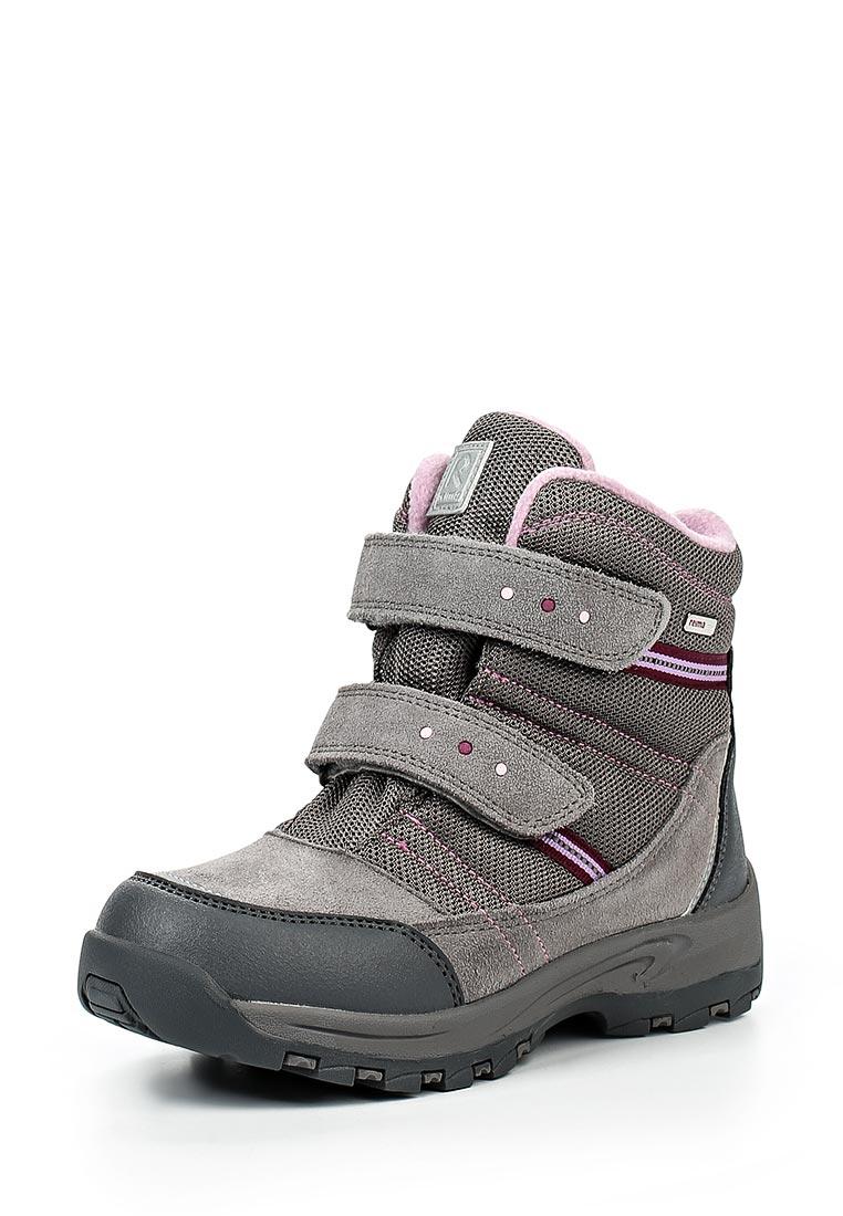 Ботинки для девочек Reima 569289-9390