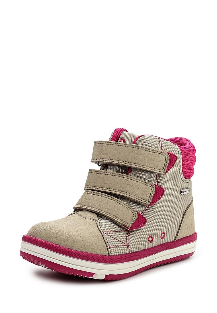 Ботинки для девочек Reima 569311-0410