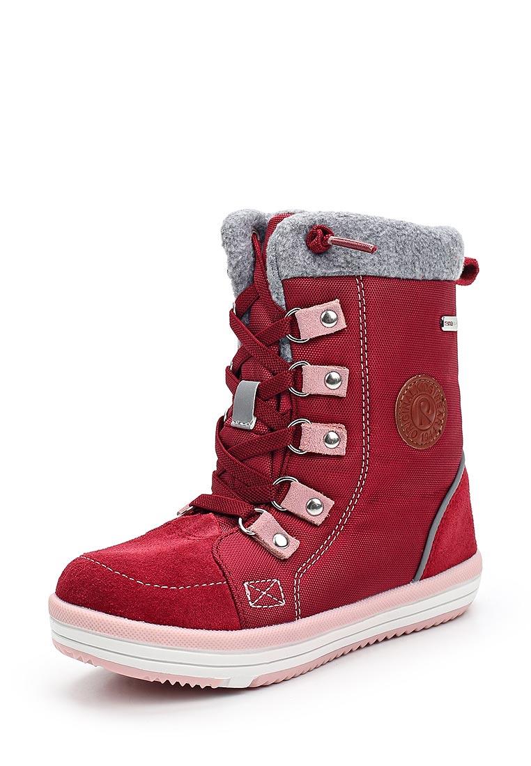 Ботинки для девочек Reima 569319-3920