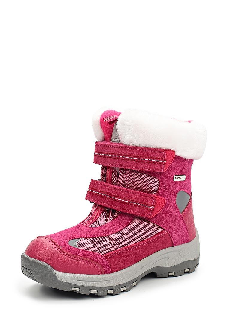 Ботинки для девочек Reima 569325-3560
