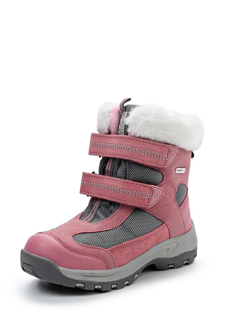 Ботинки для девочек Reima 569325-4320