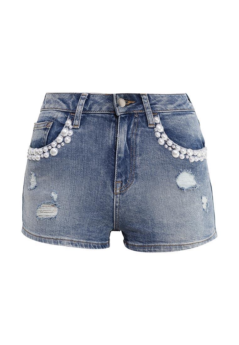 Женские джинсовые шорты River Island (Ривер Айленд) 697686