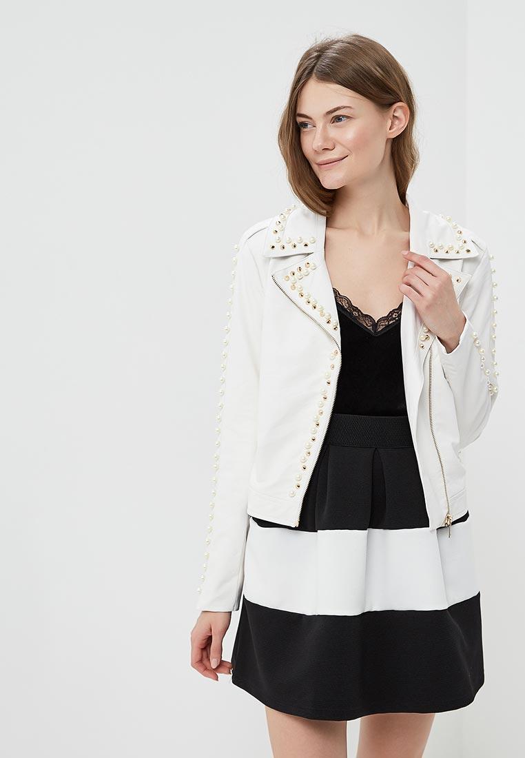 Кожаная куртка Rinascimento CFC0084627003