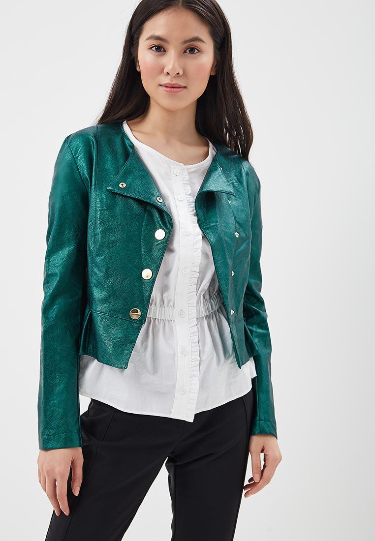 Кожаная куртка Rinascimento CFC0085337003