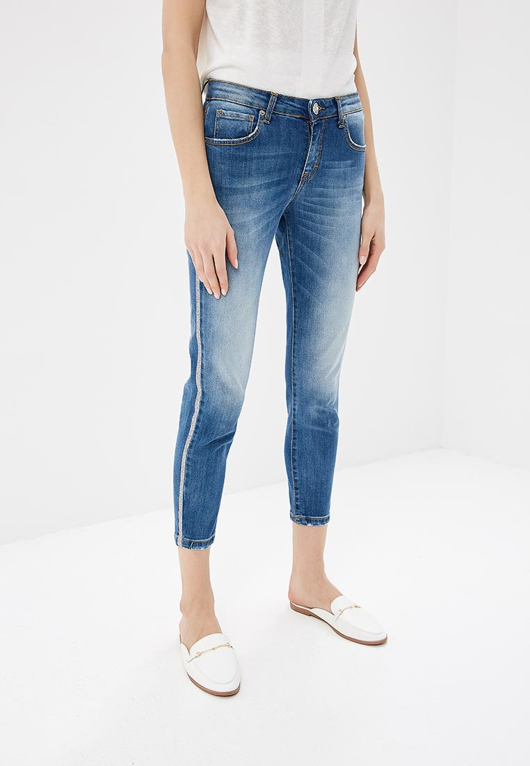 Зауженные джинсы Rinascimento CFC0085923003