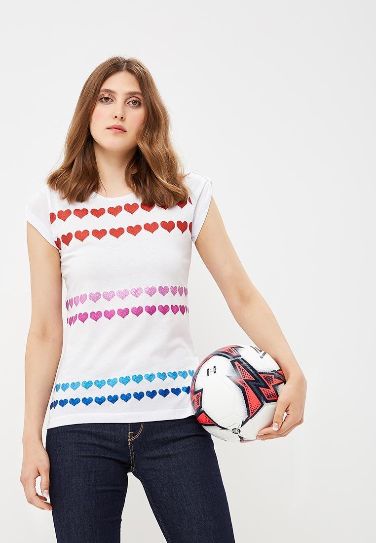 Футболка с коротким рукавом Rinascimento CFC0087379003