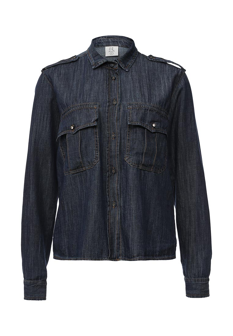Женские джинсовые рубашки Rinascimento (Ринасименто) CFC0075687003