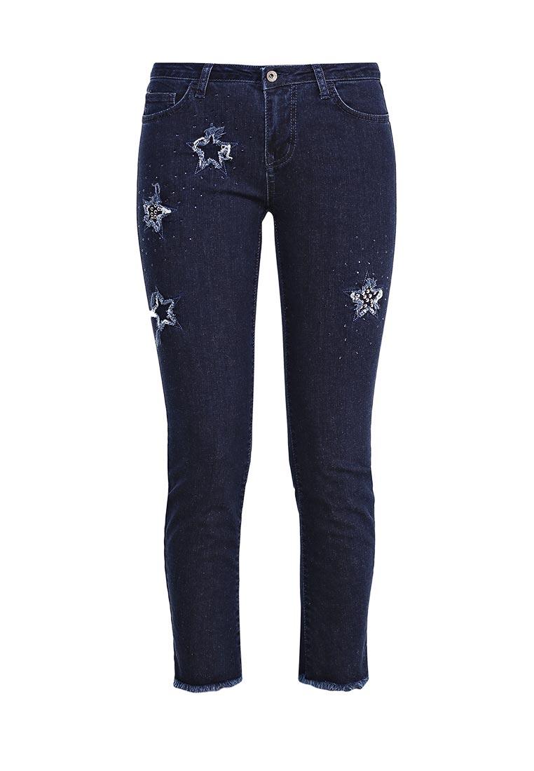 Зауженные джинсы Rinascimento CFC0078606003
