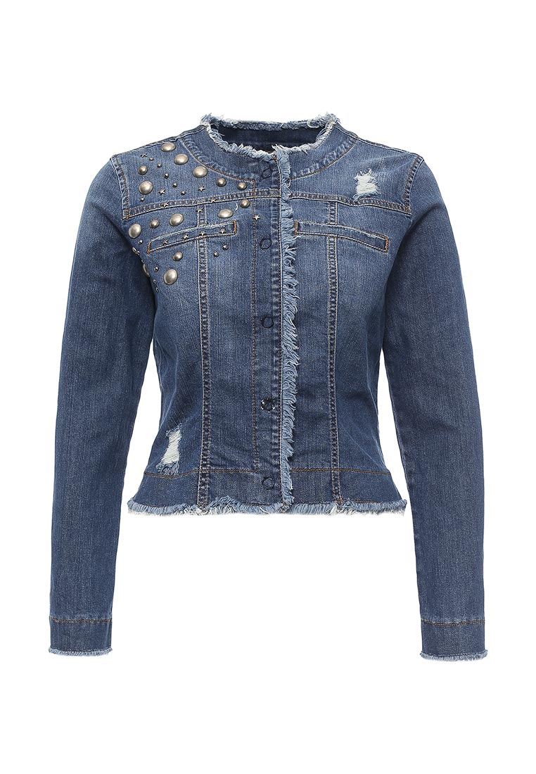 Джинсовая куртка Rinascimento CFC0078667003