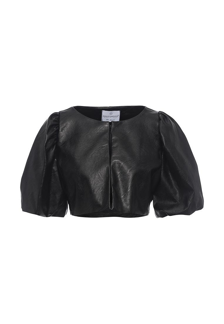 Кожаная куртка Rinascimento CFC0079079003