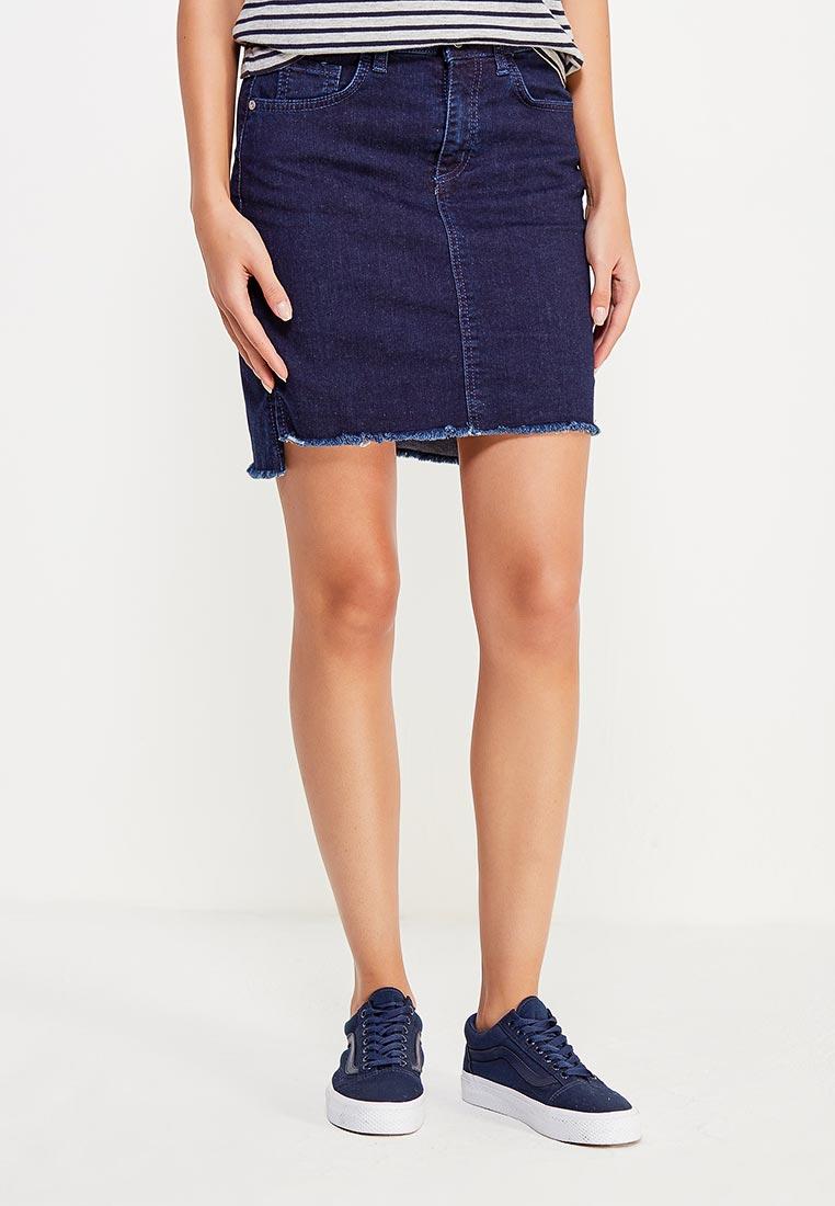 Джинсовая юбка Rinascimento CFC0078577003