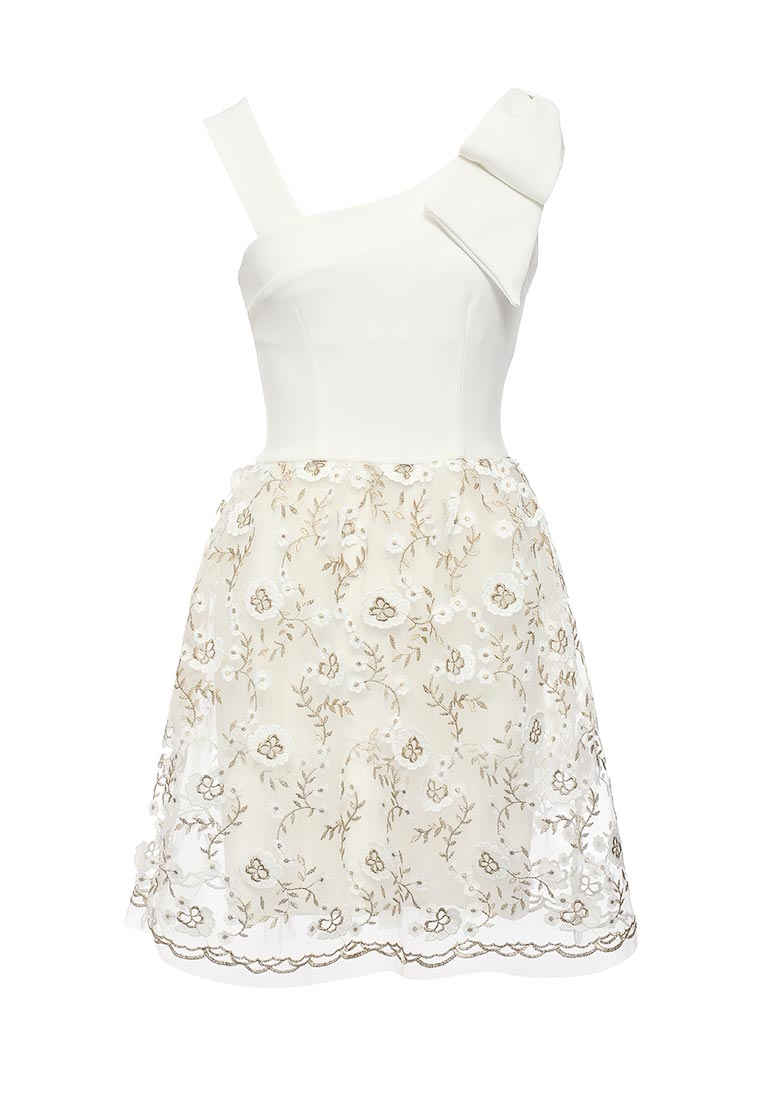 Платье-мини Rinascimento CFC0079956003
