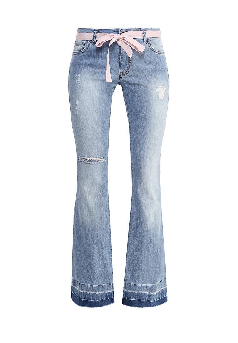 Широкие и расклешенные джинсы Rinascimento CFC0079638003