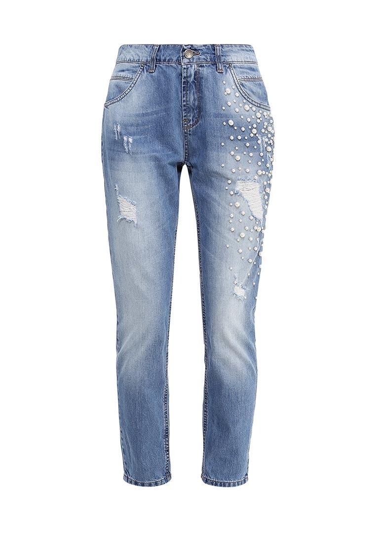 Зауженные джинсы Rinascimento CFC0080125003