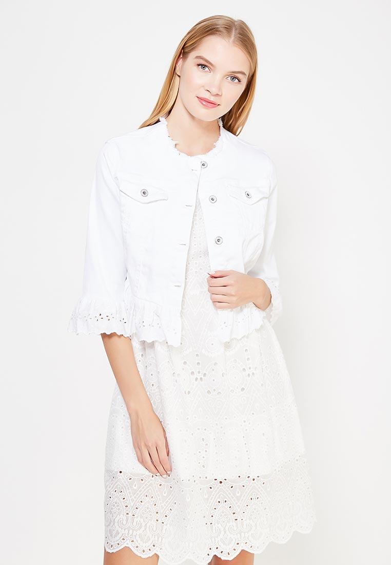 Джинсовая куртка Rinascimento CFC0081728003