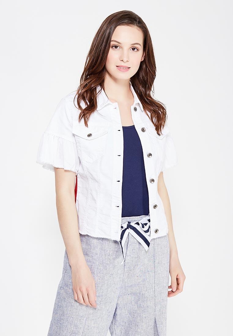 Джинсовая куртка Rinascimento CFC0081551003