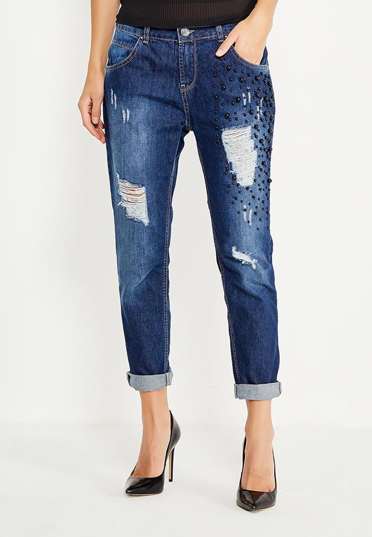 Зауженные джинсы Rinascimento CFC0081593003