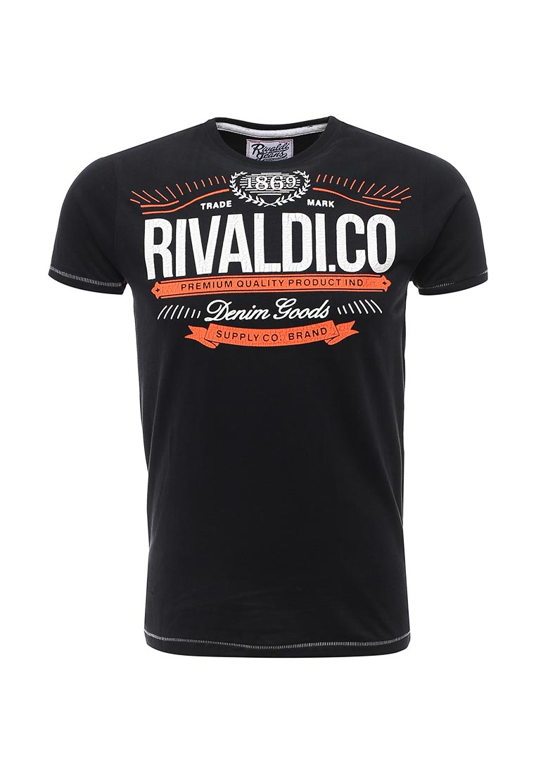 Футболка с коротким рукавом Rivaldi SU34RVD01029