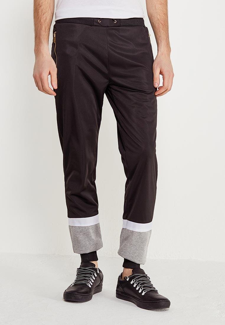 Мужские спортивные брюки Rivaldi KAMILU BLACK
