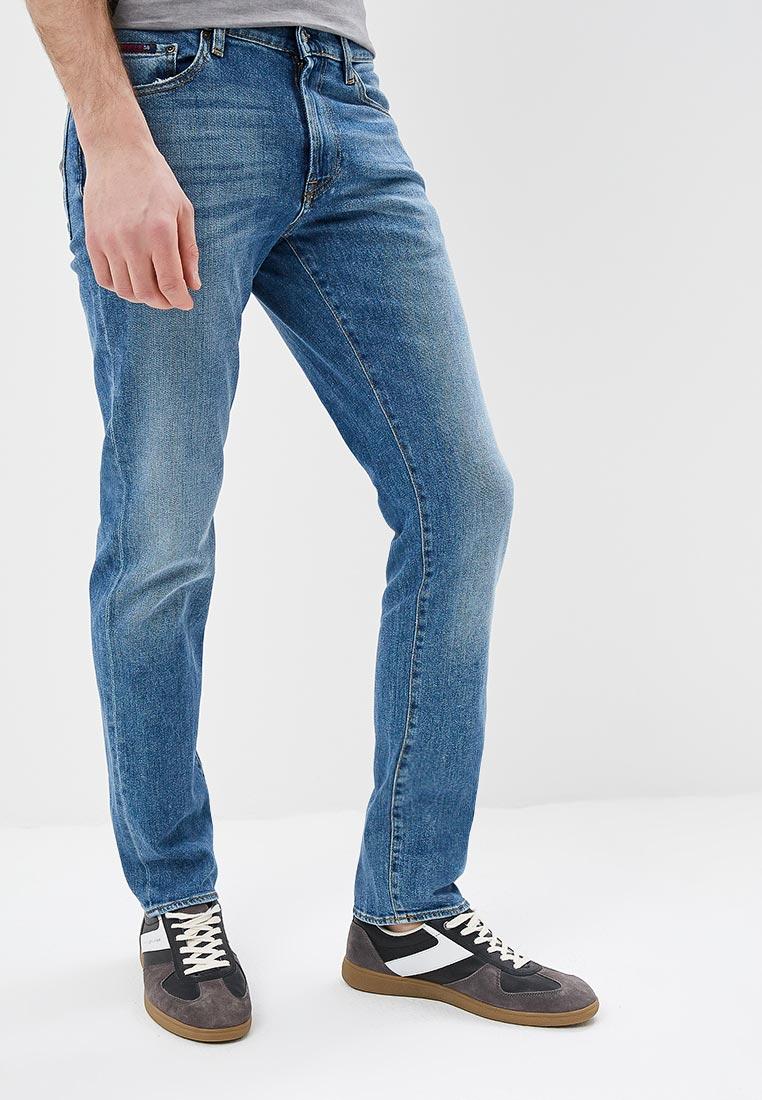 Мужские прямые джинсы Rifle 93164-KQ55J-041